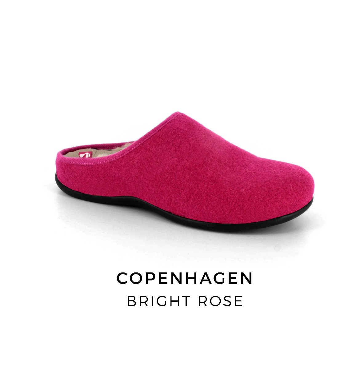 Copenhagen orthotic slippers with arch support