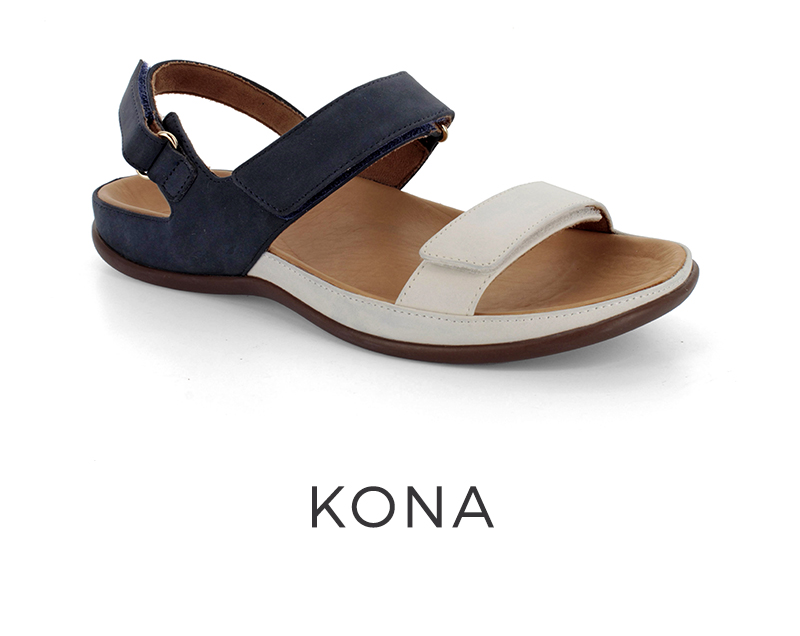 Strive Kona orthotic sandals