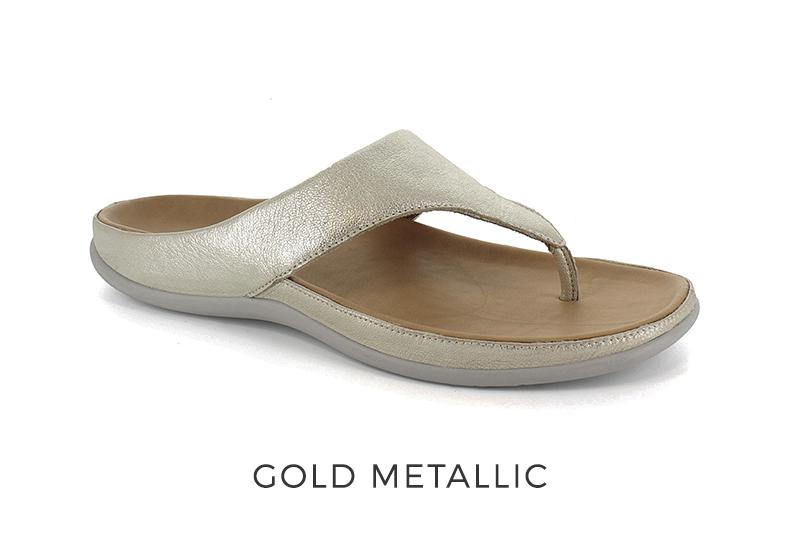 Maui gold metallic